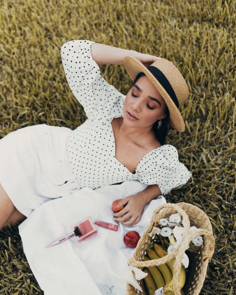 Sombrero de navegante Packable para mujer